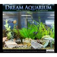 Dream Aquarium - 37 Fish Tank Backgrounds (Download)