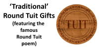 'Traditional' Round Tuits