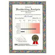 Full Handwriting Analysis - Certificate (Payment Only)