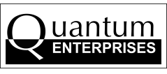 Welcome to Quantum Enterprises - Unique gifts and corporate services.